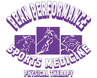 Peak Performance Physical Therapy Logo